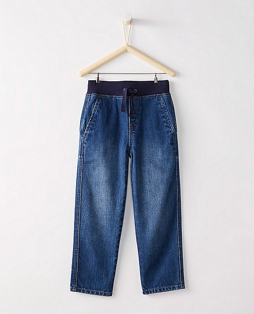 Boys Carefree Jeans by Hanna Andersson