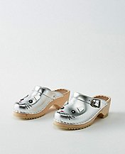 Girls Swedish Critter Clogs By Hanna
