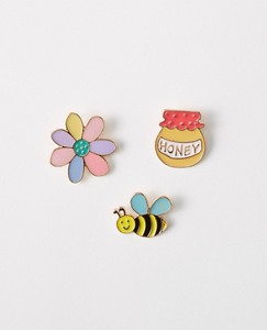 Kids Enamel Pins by Hanna Andersson