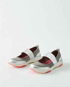 Girls Sylvi Mary Jane Sneakers By Hanna