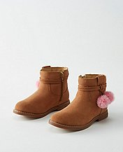 Girls Runa Ankle Boots By Hanna