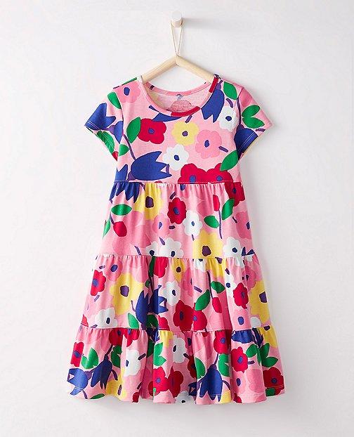 Girls Twirl Power Dress by Hanna Andersson