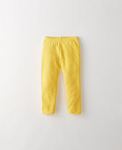Toddler Flocked Dot Leggings by Hanna Andersson