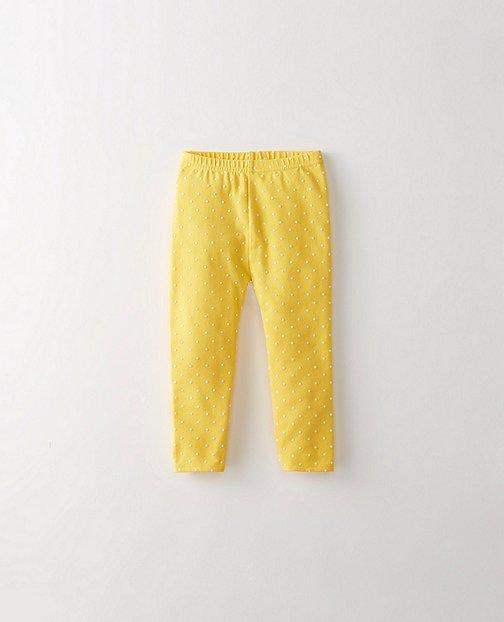 Toddler Flocked Dot Leggings by Hanna Andersson