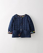Toddler Reversible Quilted Jacket by Hanna Andersson