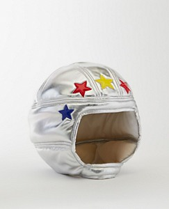 Space Traveler Helmet by Hanna Andersson