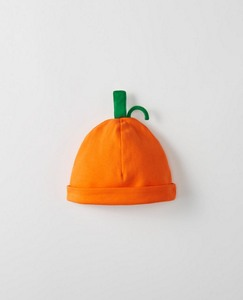 Pumpkin Hat In Organic Cotton by Hanna Andersson