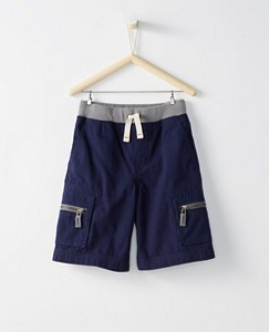 Boys Epic Cargo Shorts by Hanna Andersson