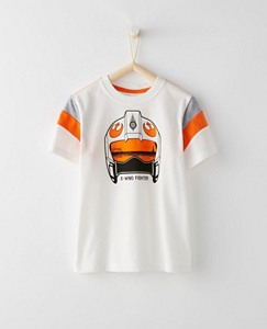Star Wars™ Art Tee In Supersoft Jersey by Hanna Andersson