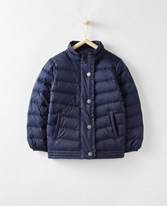 Girls Superlight Down Jacket by Hanna Andersson