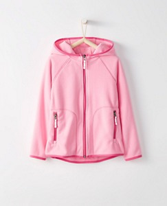Kids Heavyweight Fleece Jacket by Hanna Andersson
