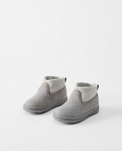 Baby Tekla Cozy Booties By Hanna