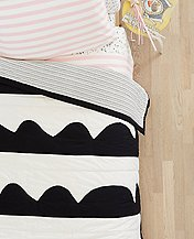 Reversible Hilltops Quilt  by Hanna Andersson