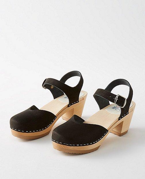 Women Swedish Clog Sandals By Maguba