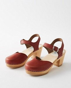 Women Swedish Clog Sandals By Maguba