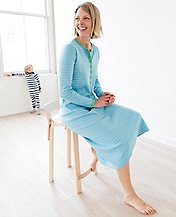 Women Nightgown In Organic Cotton by Hanna Andersson