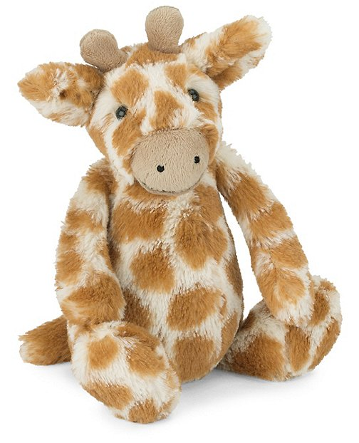 Bashful Giraffe By Jellycat