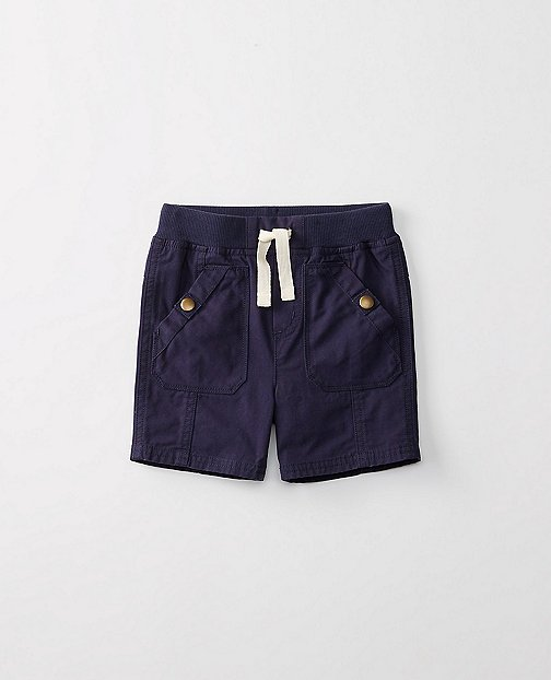 Toddler All Smiles Cargo Shorts by Hanna Andersson