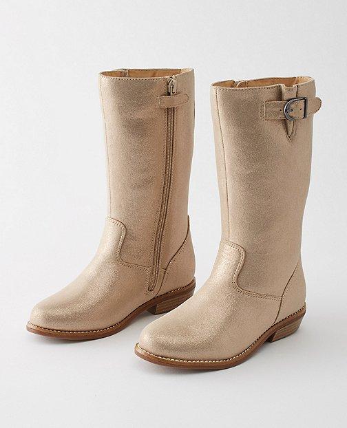 Girls Karinne Glitter Boots By Hanna