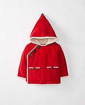 Toddler Sherpa Lined Corduroy Jacket  by Hanna Andersson
