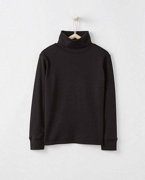Kids Turtleneck In Organic Cotton by Hanna Andersson