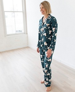 Women Love, Hanna Pima Cotton PJ Set by Hanna Andersson
