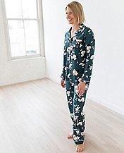 Women Love, Hanna Pima Cotton PJ Set by Hanna Andersson