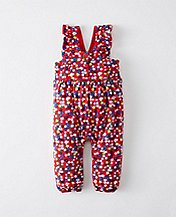 Toddler Ruffle Romper by Hanna Andersson