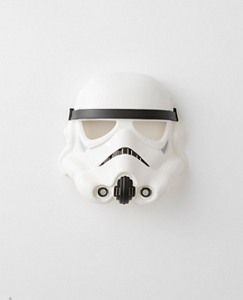 Star Wars™ Stormtrooper Mask by Hanna Andersson