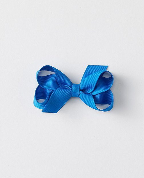 Medium Ribbon Bow Clip by Hanna Andersson