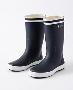Kids Rain Boots By Aigle