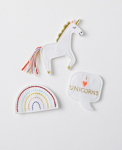 Unicorn Finger Puppets by Hanna Andersson