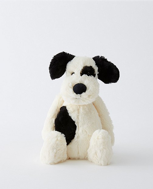 Medium Bashful Puppy By Jellycat
