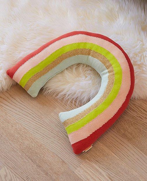 Rainbow Cushion by Hanna Andersson