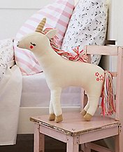 Unicorn Cushion by Hanna Andersson