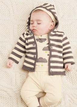Shop Baby Lilla Hanna Layette first pieces in organic cotton