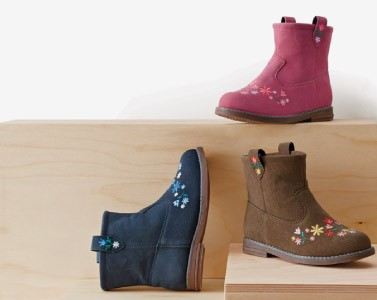Shop Girls 20% off hanna boots