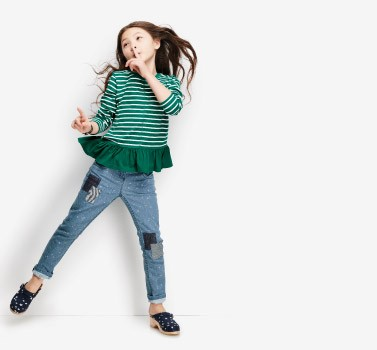 Shop Sale 20% Off Denim and Cords for Girls and Boys