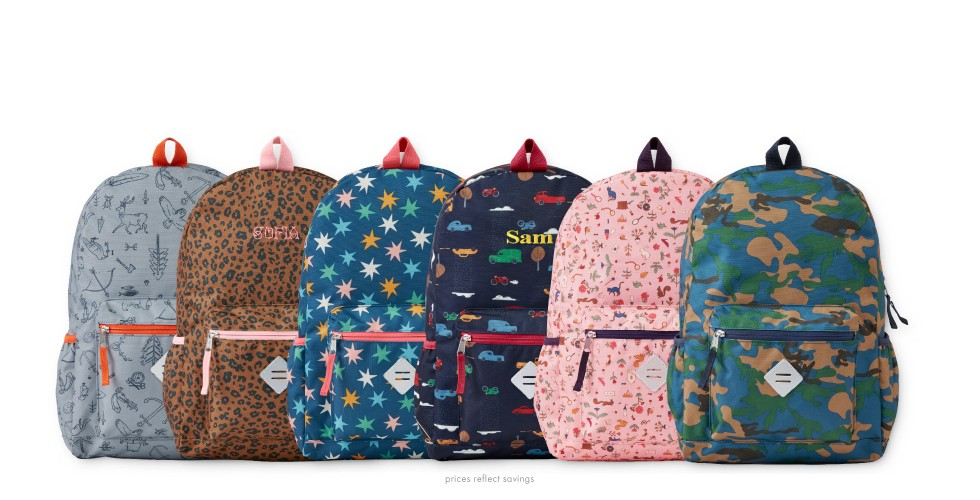 today 50% off all backpacks lunch bags messengers and more shop now