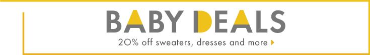 Shop Baby Deals