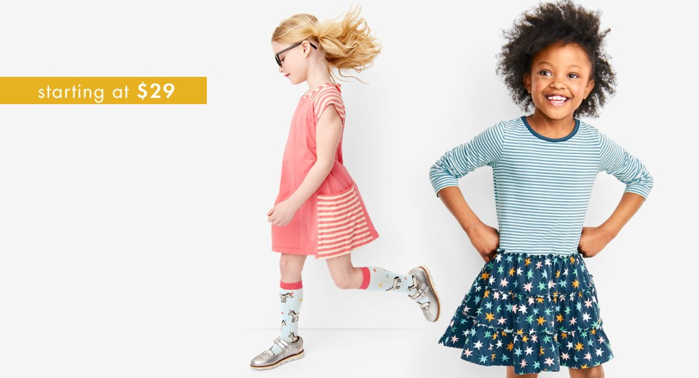 What's easier than a dress? Now starting at $29