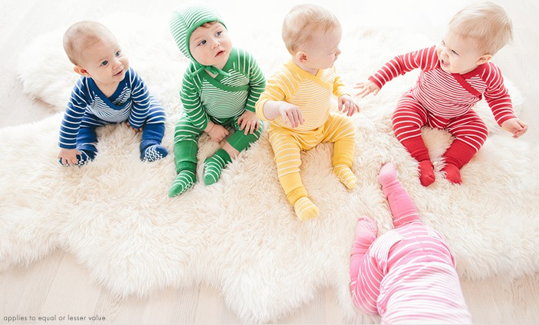shop baby bright basics on BOGO