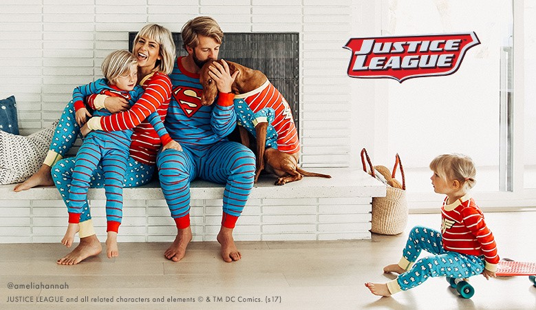 shop superhero softness for the family