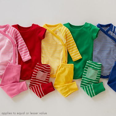 Buy one get one fifty off. Shop bright baby basics.