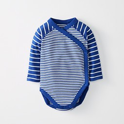 shop baby basics crossover top