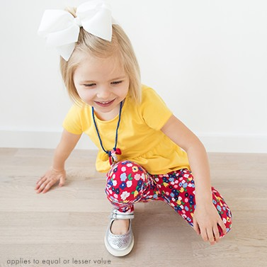 shop girls bright kids basics