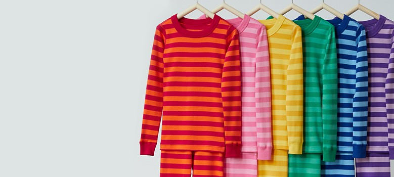 shop the pj's that are kid tested to stand the test of time