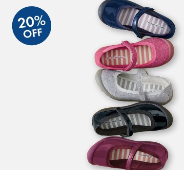 Shop Girls Hanna Shoes