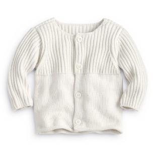 shop our babysoft cardigan