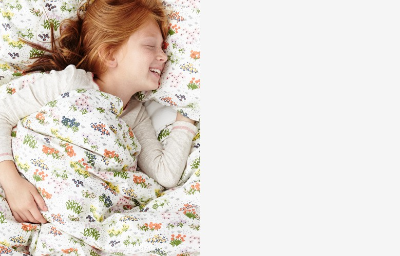 Cozy and mixable. Hanna soft sheets. Our safe and super soft cotton is oeko tex certified.
